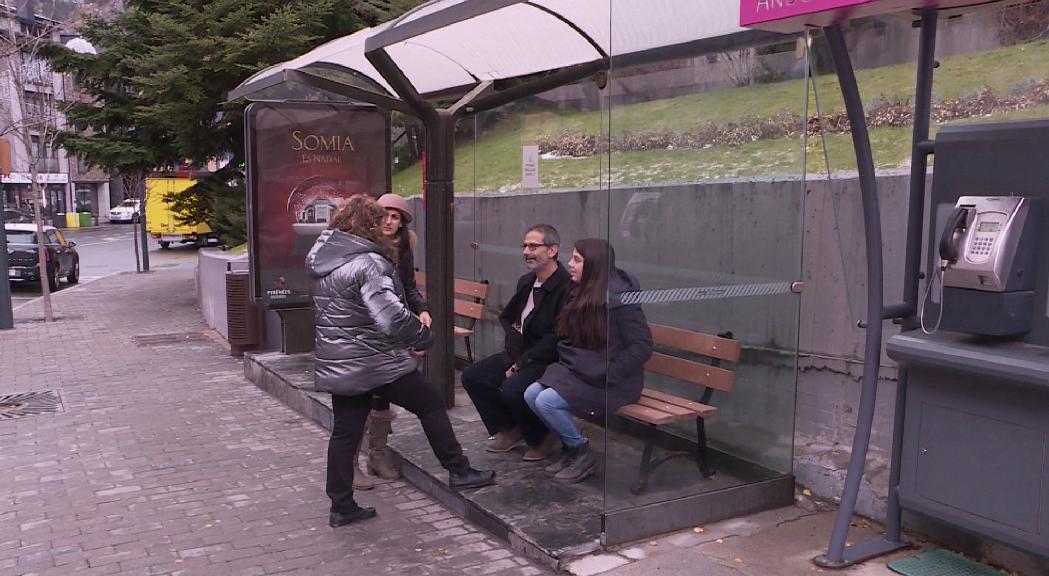 El transport públic i els joves marquen la campanya a Canillo