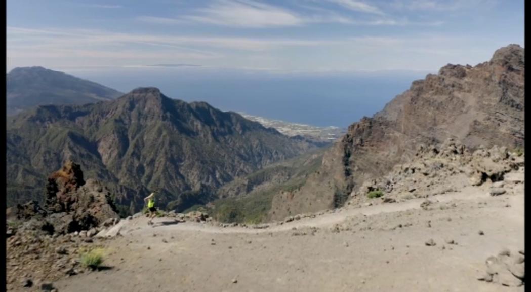 La Transvulcania: duresa i paisatge al més alt nivell