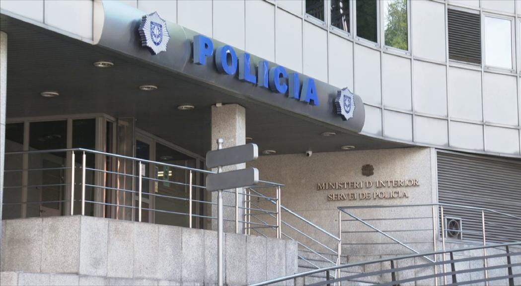 Tres detinguts per entrar de matinada a les piscines de Caldea