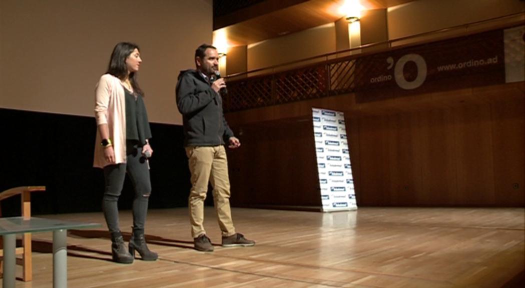 """Troguet presenta """"Guanyant altura"""" al  cicle de Cinema de muntanya i viatges"""