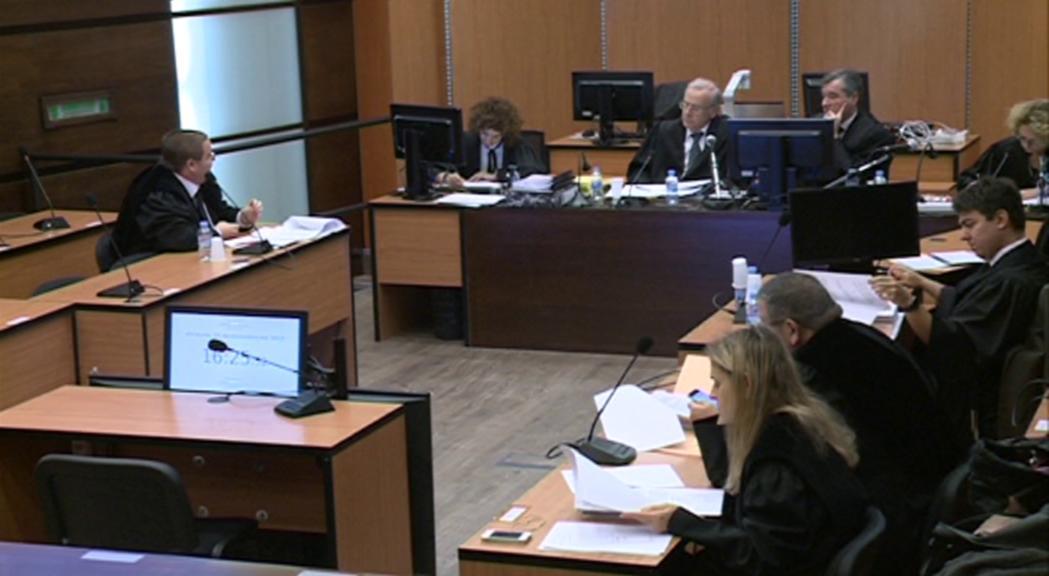 El TS jutja l'apel·lació de part dels acusats de la causa BPA per l'embargament de béns