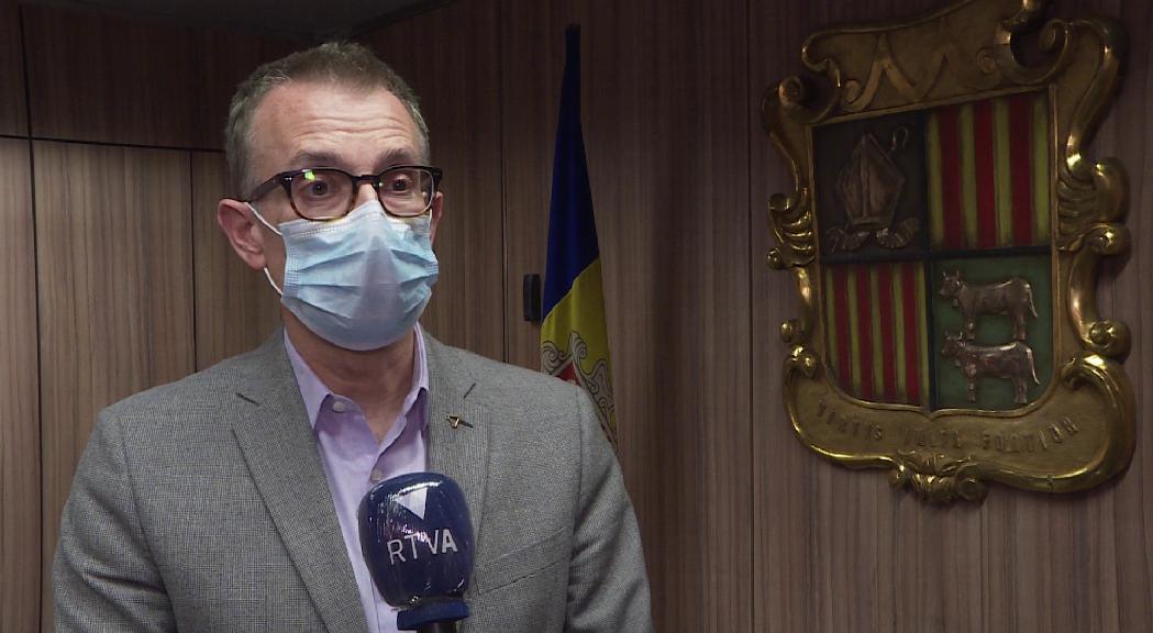 Turisme confia que la vacunació permeti celebrar sense contratemps el Congrés Mundial de Turisme de Neu i de Muntanya el 2022