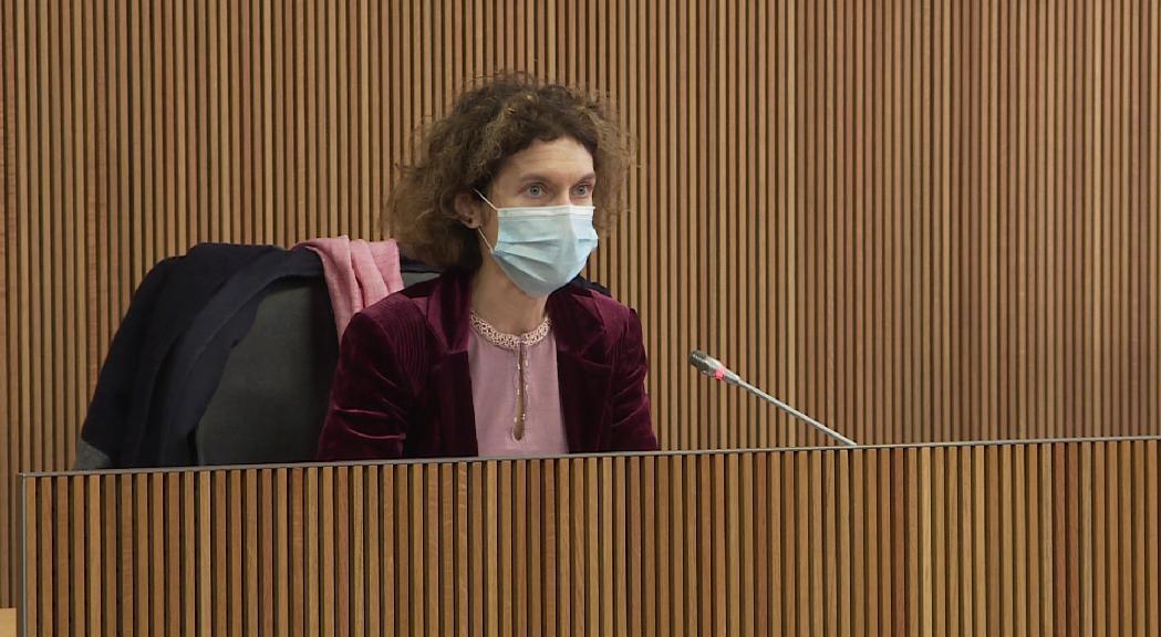 Ubach afirma que Andorra no es pot quedar fora del procés de creació del passaport sanitari