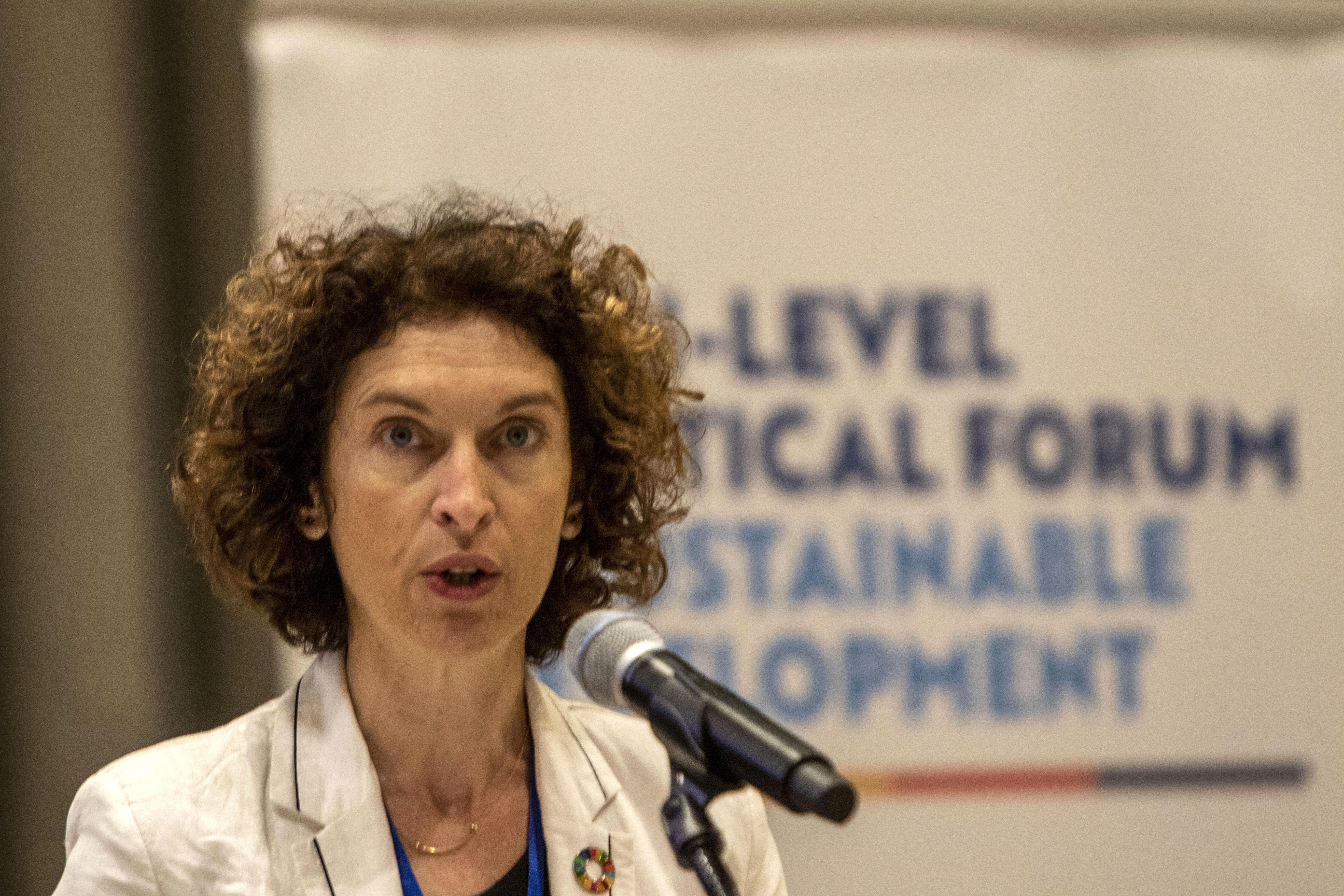 Ubach defensa novament a les Nacions Unides la implementació dels Objectius de Desenvolupament Sostenible