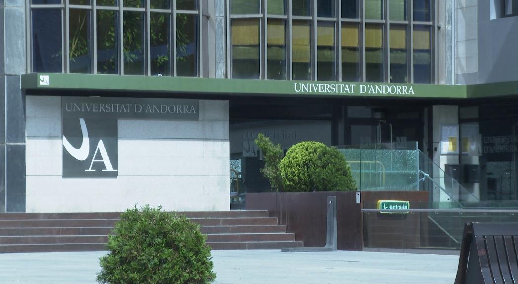La Universitat d'Andorra amplia les opcions de mobilitat amb univ