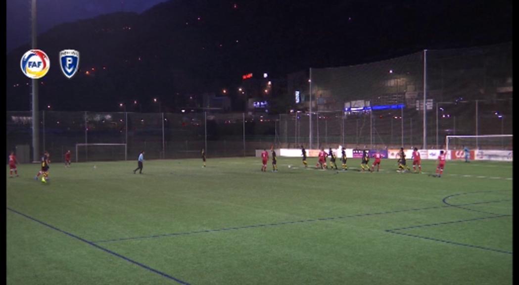 L'UE Engordany jugarà la segona final de la Copa Constitució