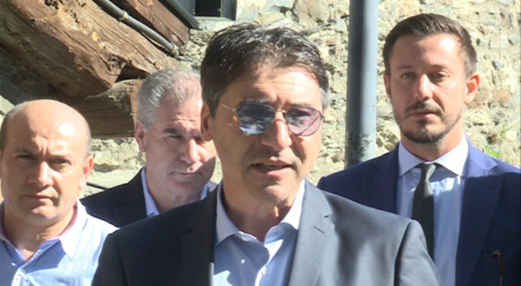 Tomàs Gea deixa de formar part del comitè de control, ètica i disciplina