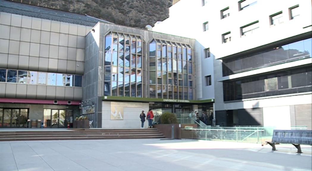 La Universitat d'Andorra accepta dos candidats a rector