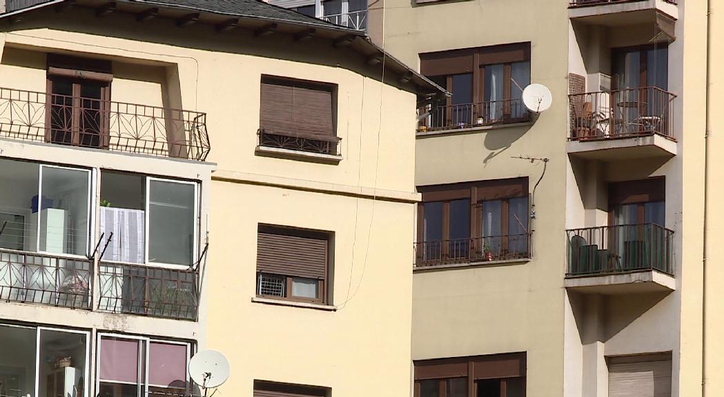 """L'USdA insta les institucions a potenciar l'habitatge protegit per posar fi a """"l'especulació"""" immobiliària"""