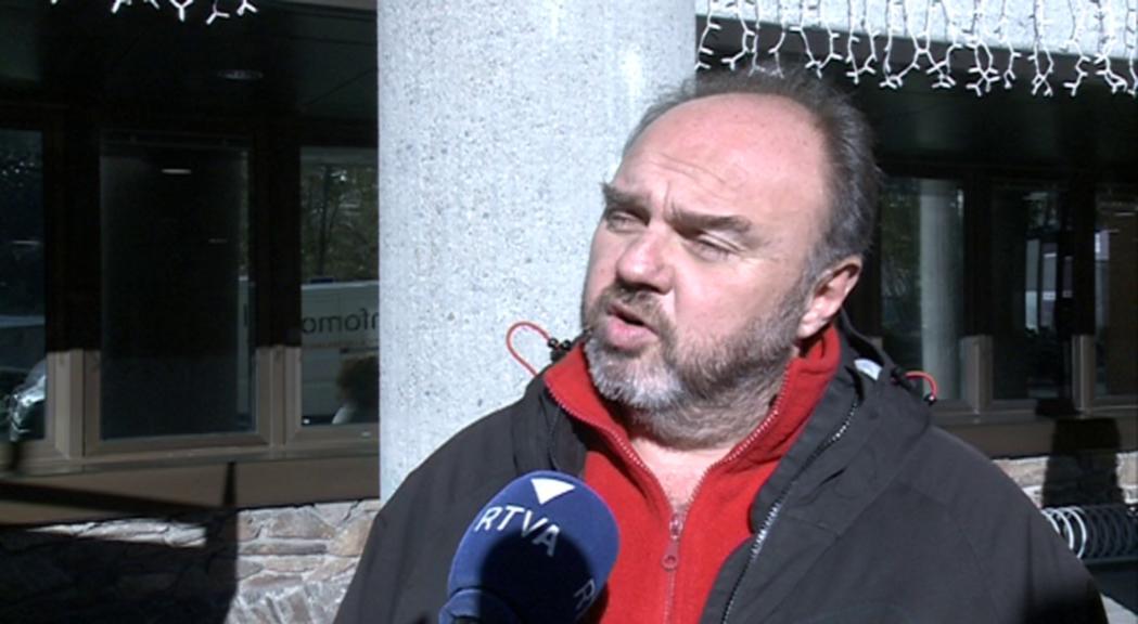 L'USdA vol convocar una manifestació contra la reforma laboral abans de Nadal