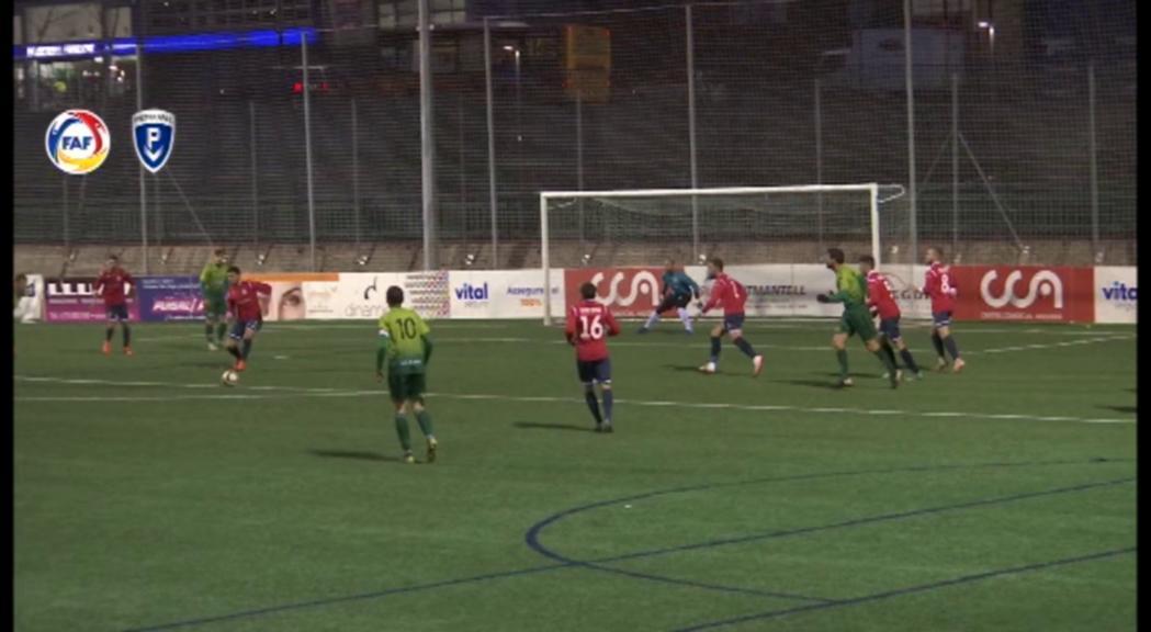 VallBanc i Engordany jugaran la final de la Copa Constitució