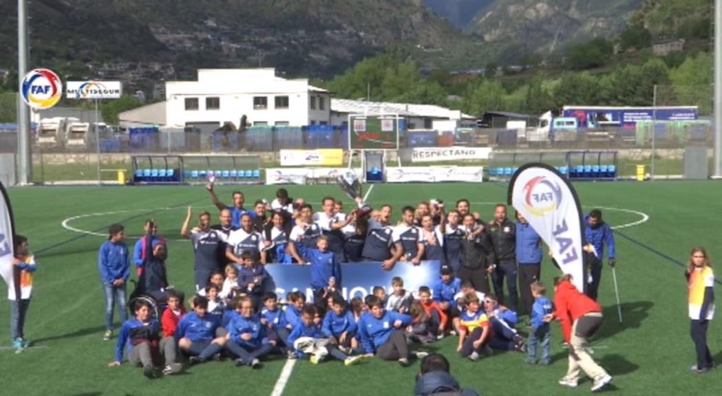 El VallBanc Santa Coloma disputarà a Kosovo la ronda preliminar de la Champions del 25 al 28 de juny