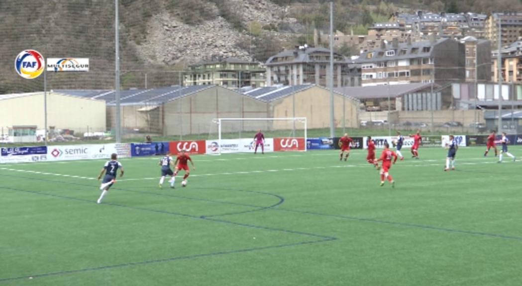 El VallBanc Santa Coloma s'enfrontarà al Tre Penne de San Marino a la lliga de Campions