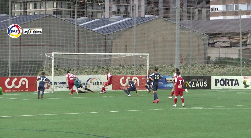 VallBanc Santa Coloma i Engordany jugaran l'Europa League a casa contra dos rivals de Montenegro