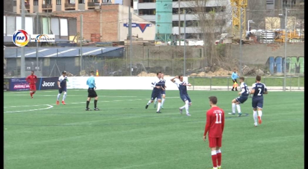 El VallBanc se situa líder en la primera jornada de play-off
