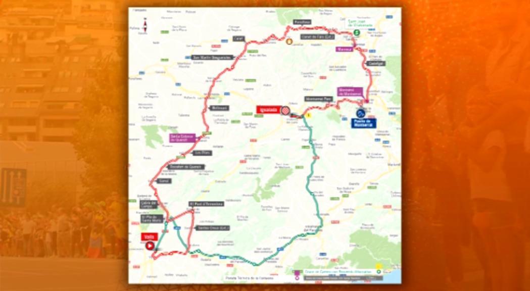 Aquest divendres a la Vuelta, Miguel Ángel López ha