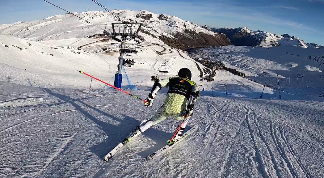 Verdú segueix els terminis i podria començar a esquiar al setembre