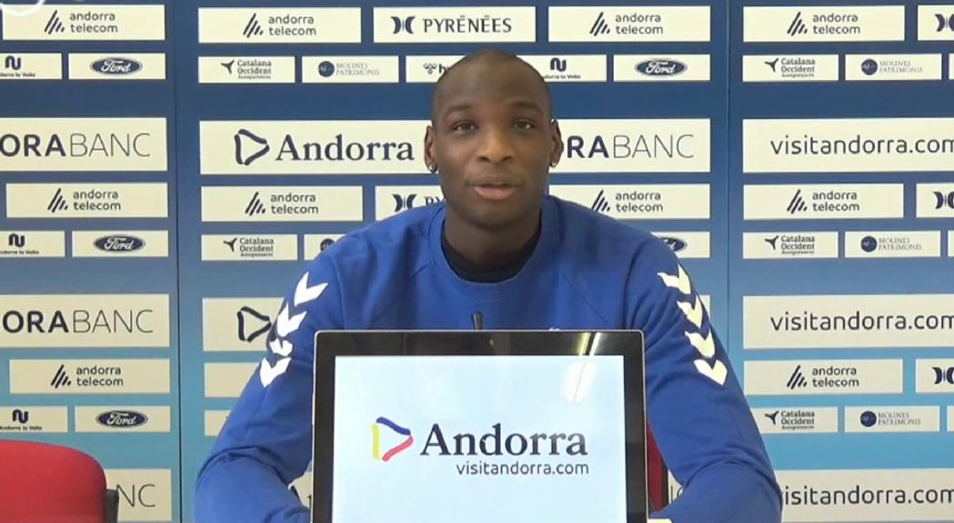 El vestidor del MoraBanc Andorra respira positivisme per encarar el tram decisiu de la temporada