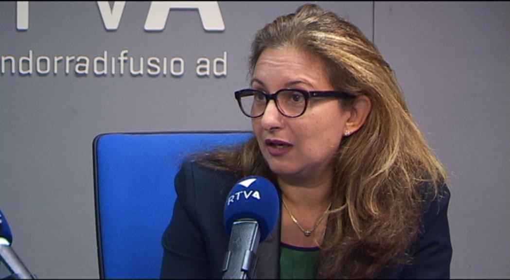 La vicepresidenta de la Internacional Socialista de Dones posa Tunísia com a exemple del dret a l'avortament