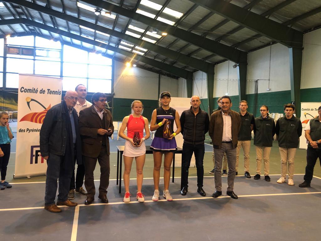 Vicky Jiménez guanya a França el cinquè torneig ITF júnior de la temporada