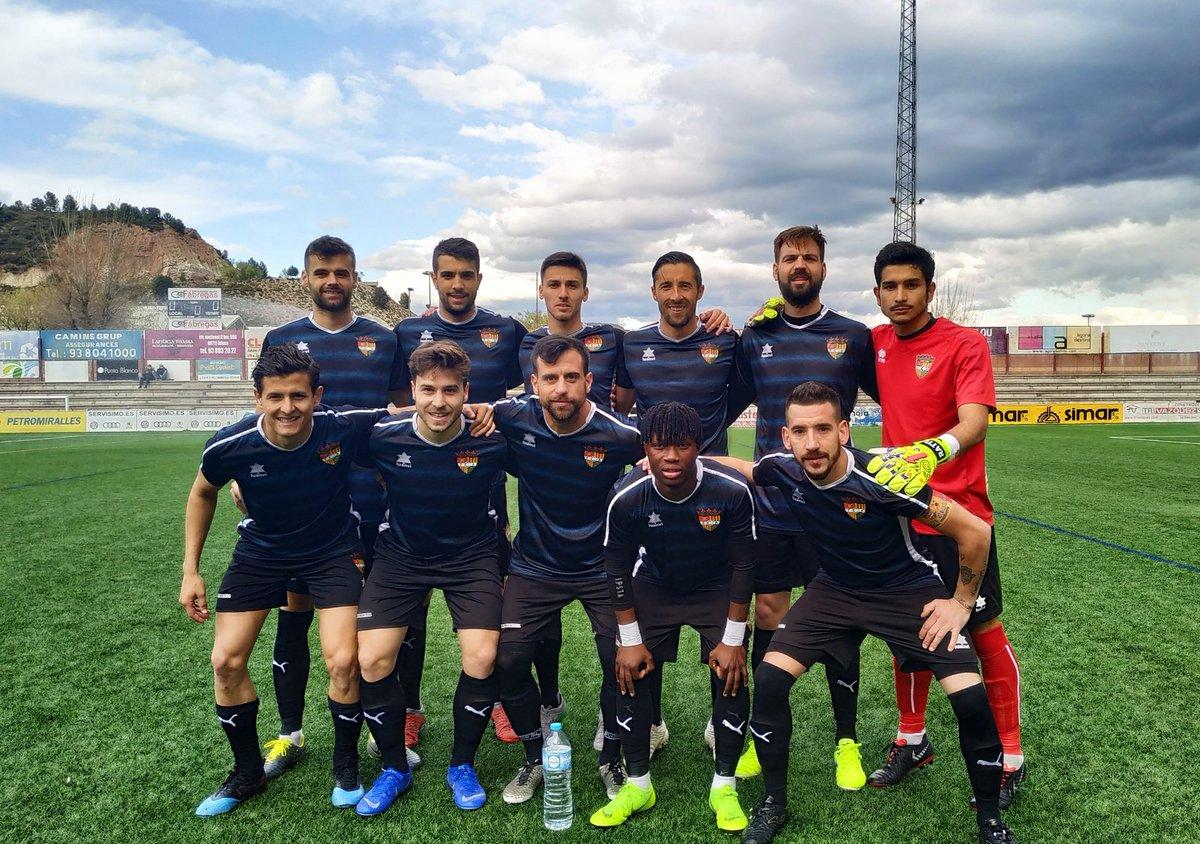 Victòria d'or de l'FC Andorra a Igualada (0-1)