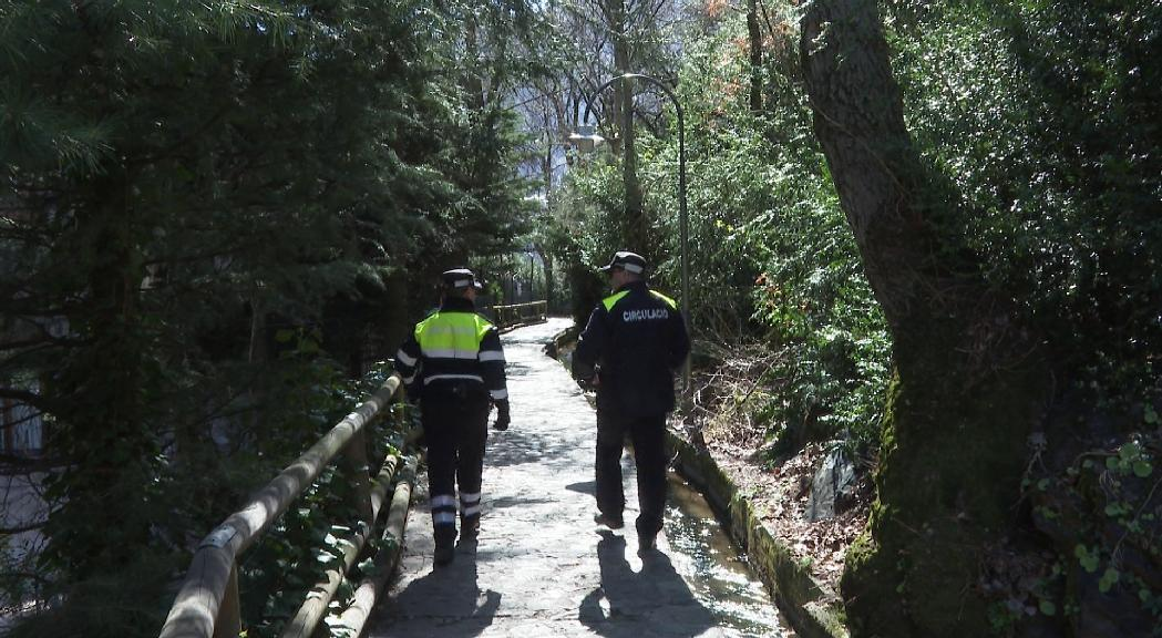 Vigilància als recs per evitar conductes irresponsables