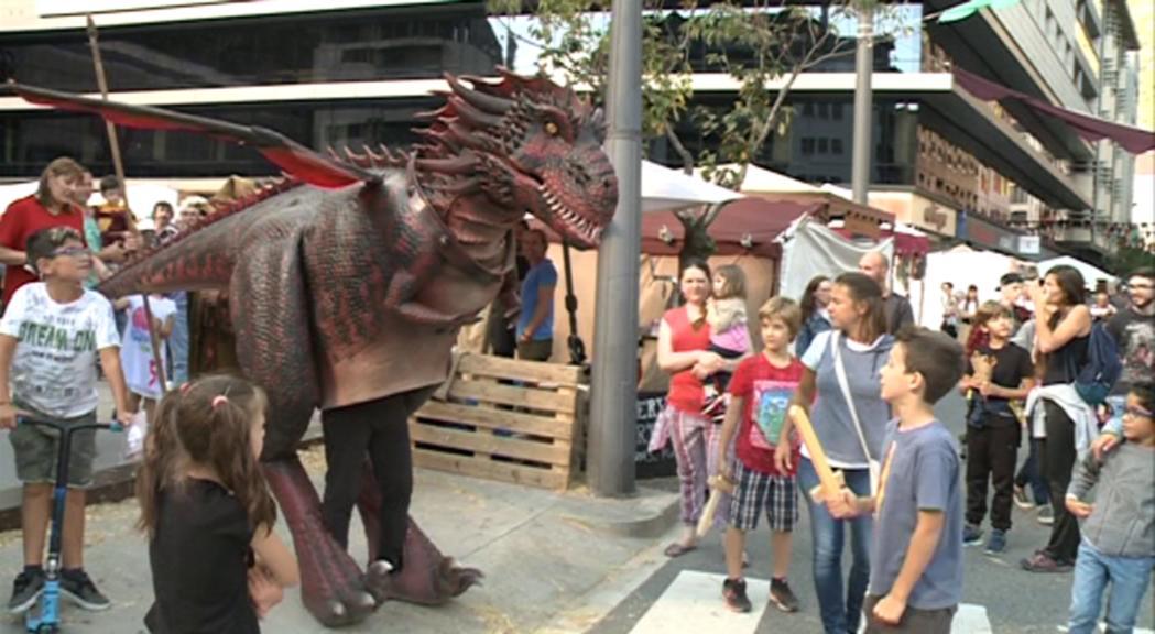 La Vila Medieval aposta per més ambientació, espectacles i productes autòctons
