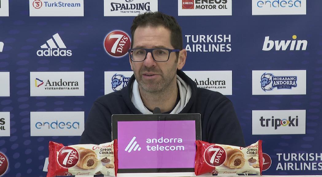 El Virtus Bolonya de Teodosic posarà a prova el bon moment del MoraBanc Andorra
