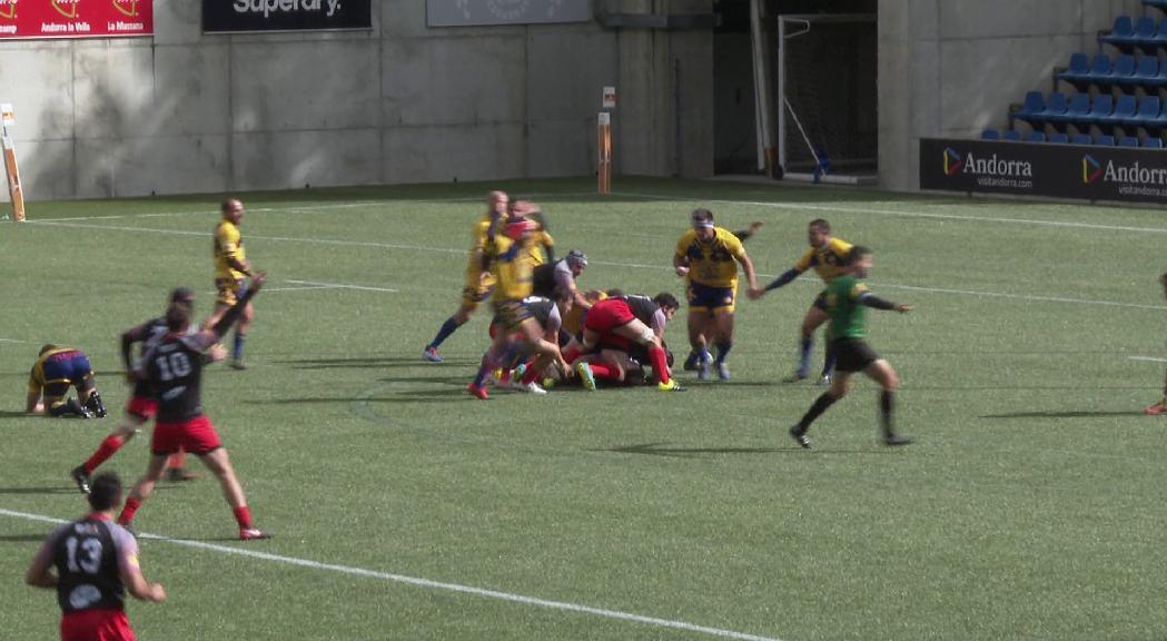 El VPC i l'FC Andorra coincidiran quatre jornades com a local la temporada vinent i hauran de fer canvis de partits