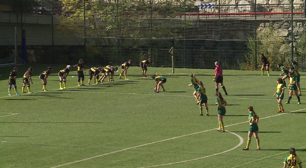 El VPC femení cau a Prada de Moles contra el Lleida, per 7 a 48