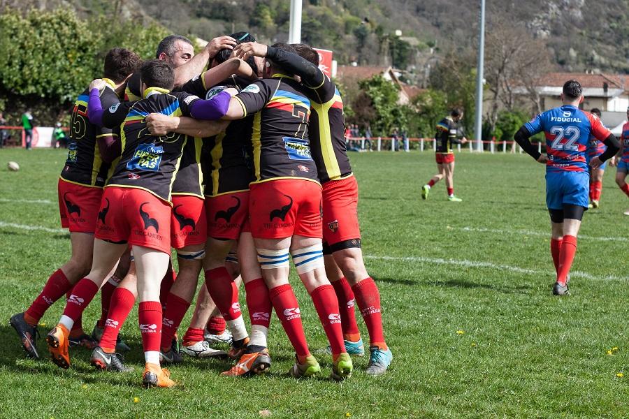 El VPC guanya el Tolosa Lalande i jugarà les semifinals de la fase d'ascens