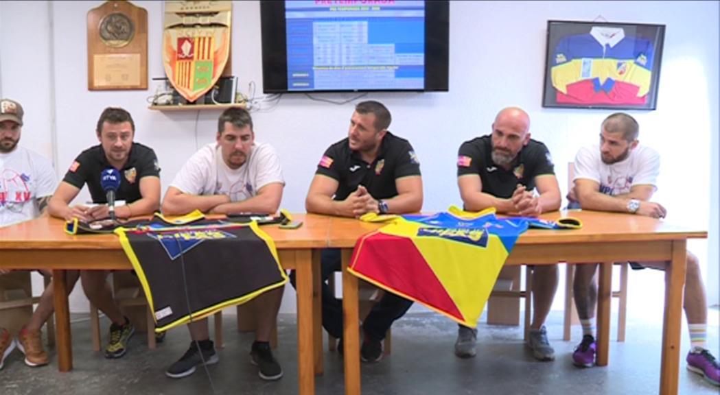 El VPC obrirà la divisió d'honor el 15 de setembre a casa amb tres fitxatges nous
