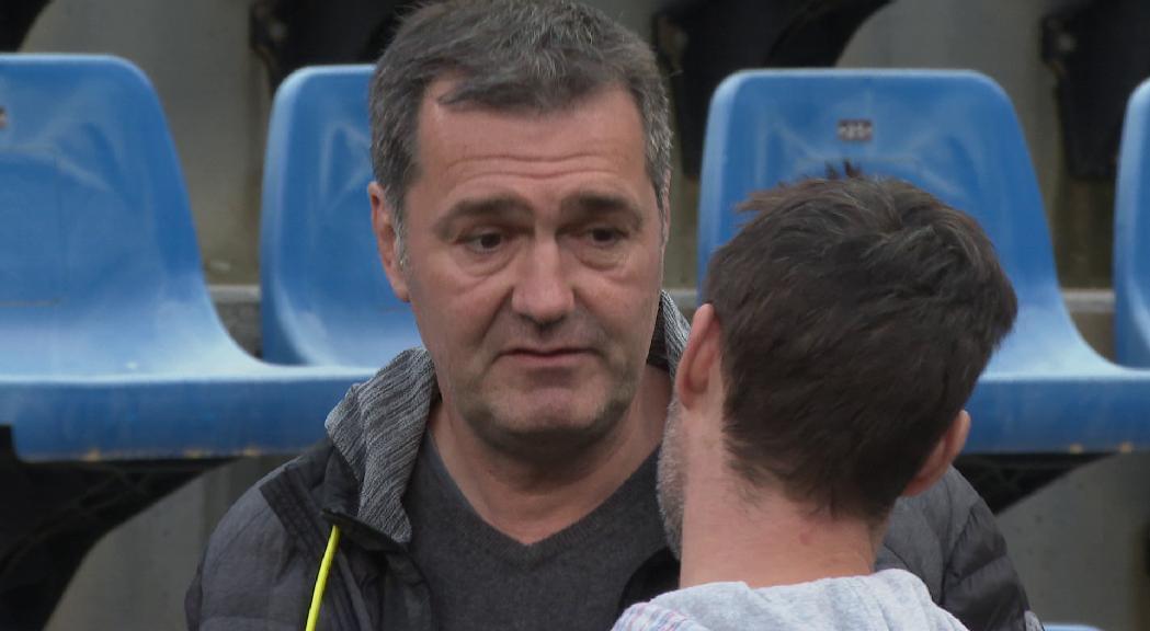 El VPC presenta Jean Arnaudin com a nou entrenador del primer equip