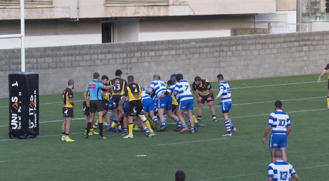 El VPC tanca la primera volta derrotant el Montredonnais (20-15)