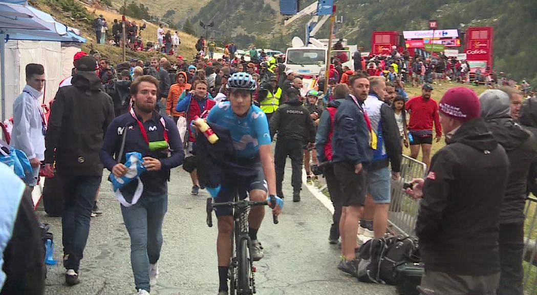 La Vuelta no vindrà a Andorra el 2020