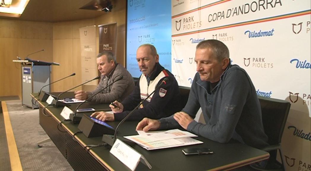 Vuit proves a la copa d'Andorra d'esquí de muntanya