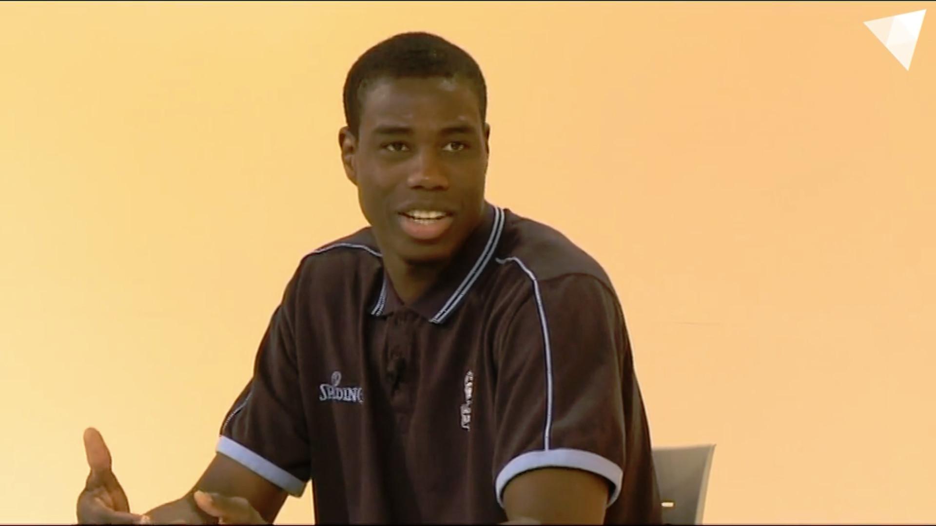 Moussa Diagne: 'vull fer història per aquest país i aquest equip'