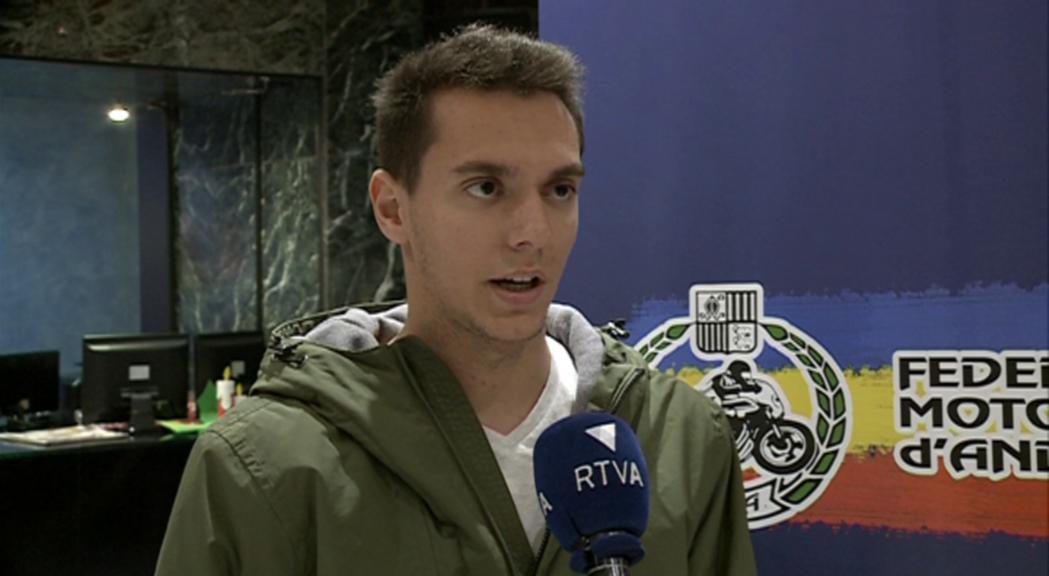 Xavi Cardelús ha acabat 21è la segona prova del Mun