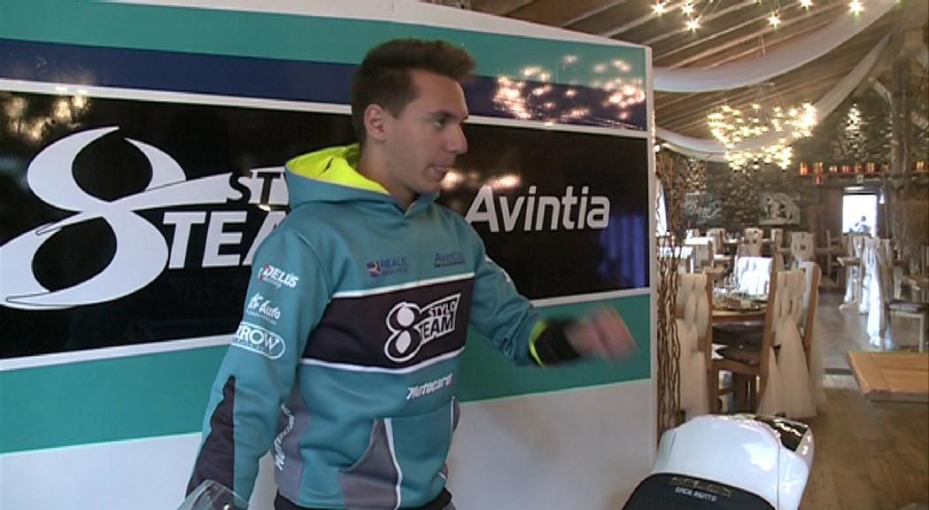 Xavi Cardelús no disputarà el proper Mundial de Moto2