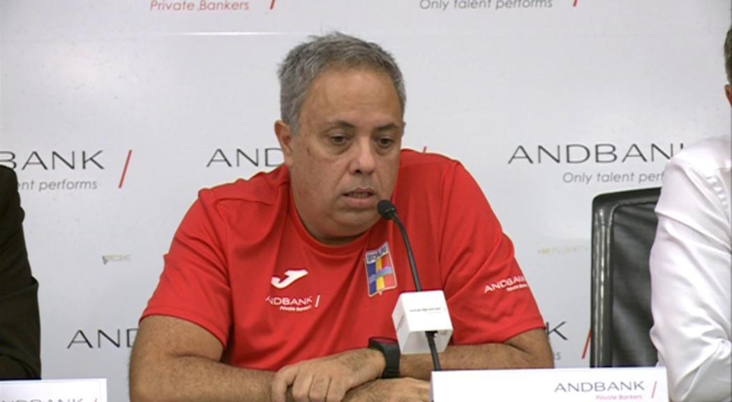 Xavier Torrellardona, nou director tècnic de la Federació de Natació