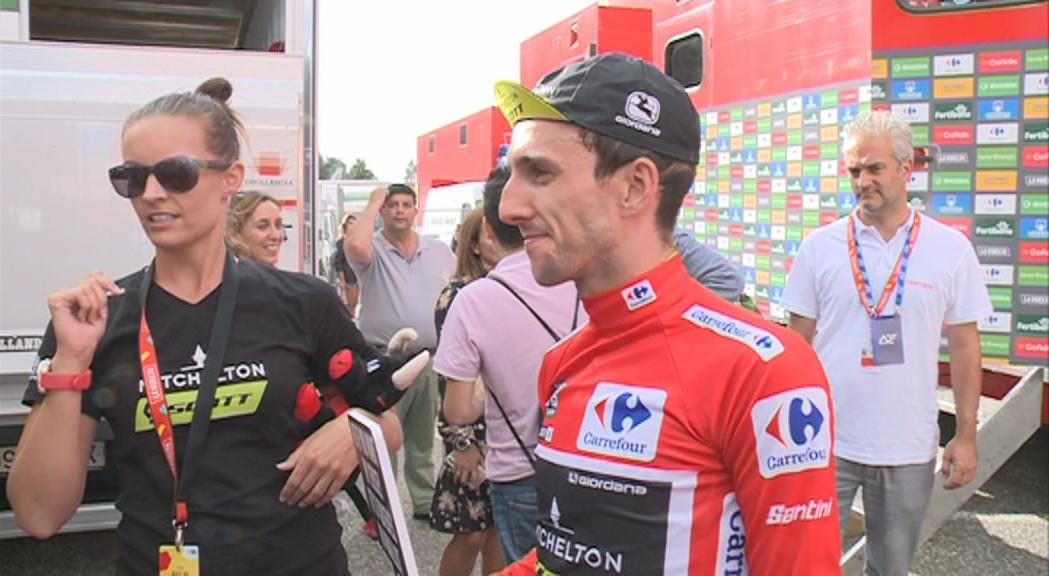 Yates acaba segon al rànquing UCI i primer al World Tour