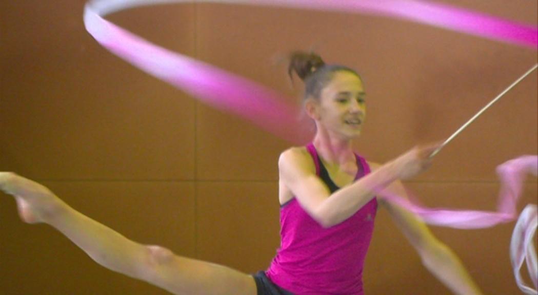 Andrea Ramos se situa 130a a la general al Mundial de Sofia de gimnàstica
