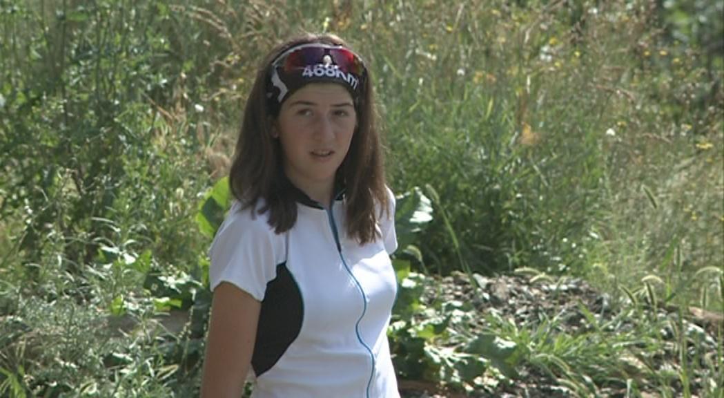 Sinfreu es confirma com una de les millors corredores de muntanya del món en la seva categoria