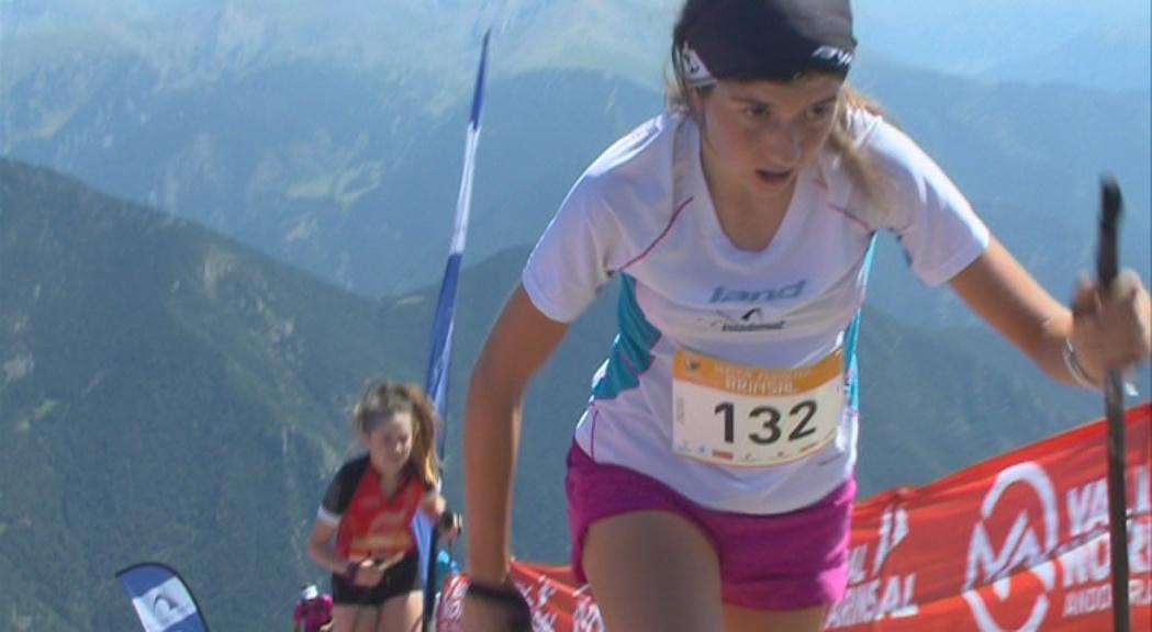 Sinfreu repeteix plata a l'Skyrace dels Mundials juvenils d'Itàlia