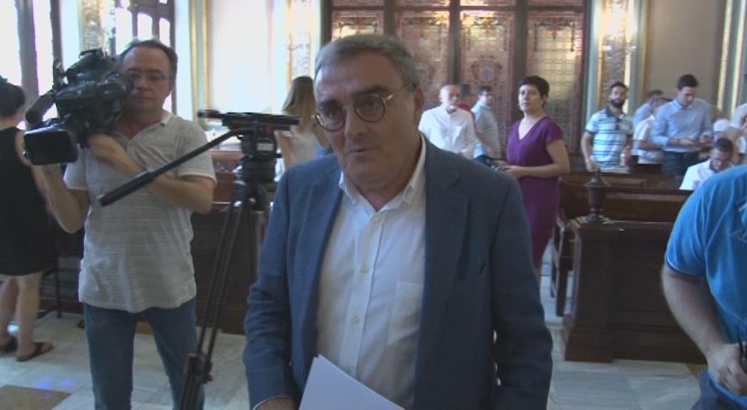 Àngel Ros pren possessió com a ambaixador d'Espanya a Andorra