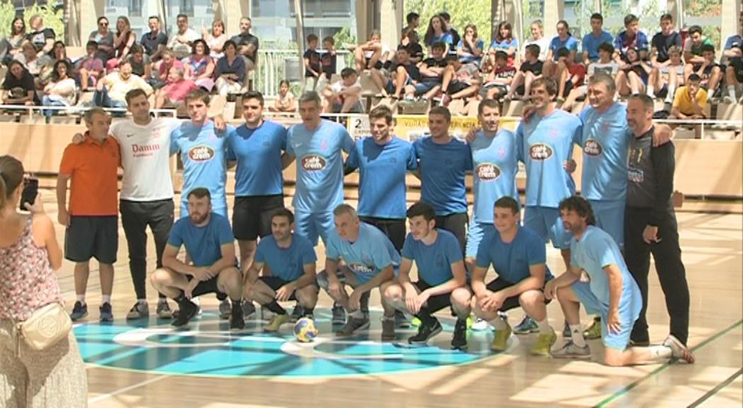 El Campus Masip celebra els 20 anys amb un Partit de les Estrelles al Prat Gran