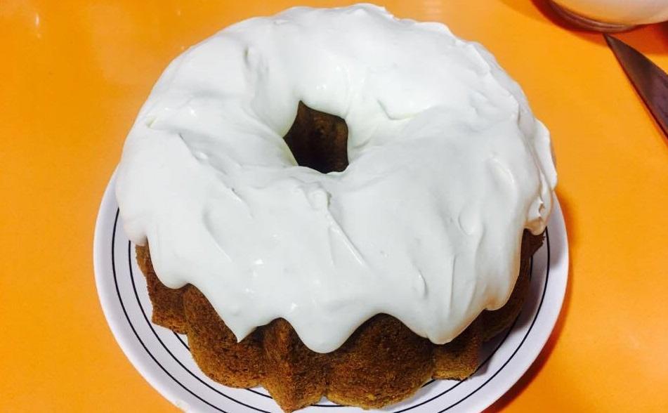Un bon carrot cake per combatre el fred