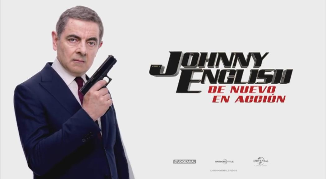 Estrenes: Johnny English torna a l'acció amb la missió de localitzar un hacker