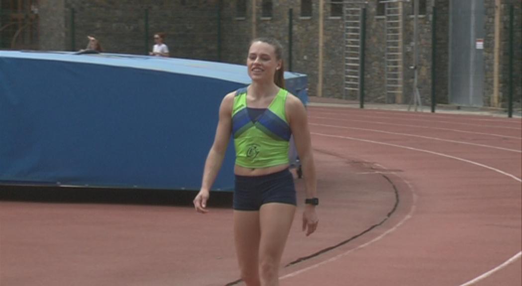 Tres atletes andorrans al Campionat d'Espanya