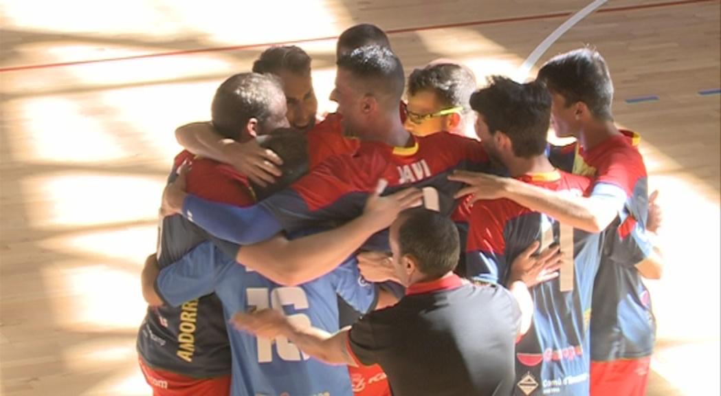El CV Encamp lluitarà per la lliga Catalana a casa contra el Balàfia i el Torredembarra